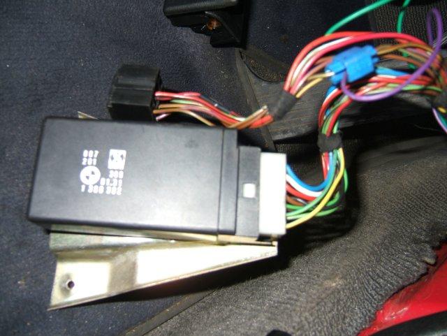 Retrofitting Interior Light Delay Unit