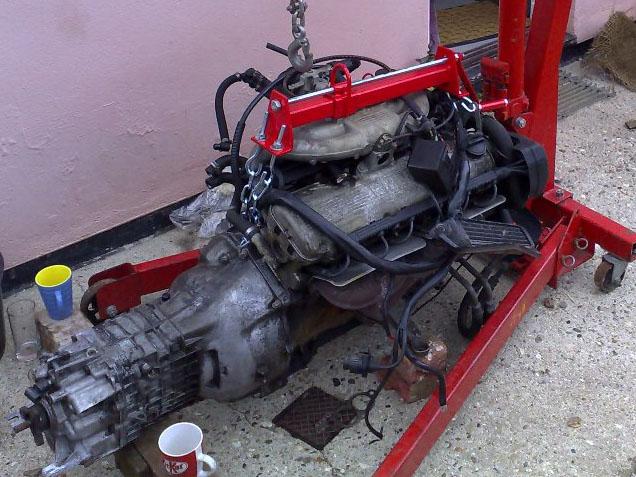 Engine Swap - M20 - E30 Zone Wiki