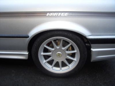 "16"" Hartge wheel"