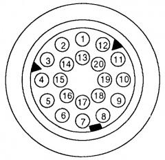c101 e30 zone wiki OBD II Connector Diagram motronic