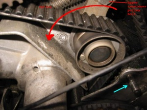 M20 Timing Belt Change - E30 Zone Wiki