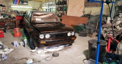 Shedrool83's 325 touring project