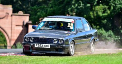 Interview with Miles Cook – Cook Racing UK
